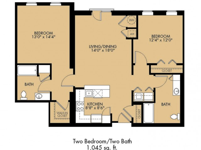 Floor Plan 23 | Malden Ma Apartments | Strata