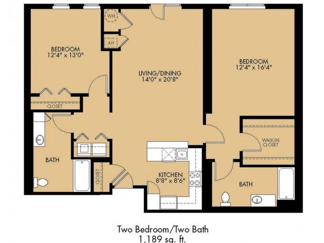 Floor Plan 26 | Apartments In Malden Ma | Strata