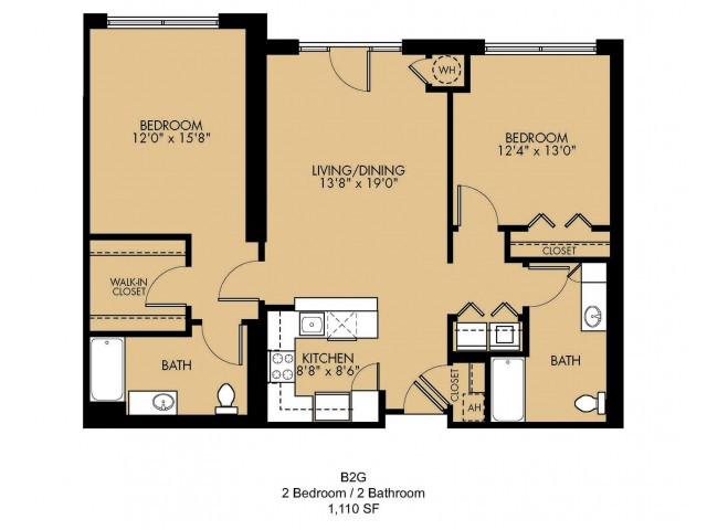 Floor Plan 31 | Apartments In Malden Ma | Strata