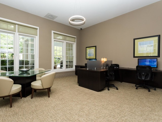 Image of 24-Hour Business Center for Beacon Place Apartments