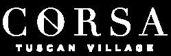 Corsa Logo | Studio Apartment Nashua NH | Corsa