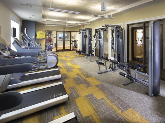 Fitness Center at The Park at Winter\'s Run