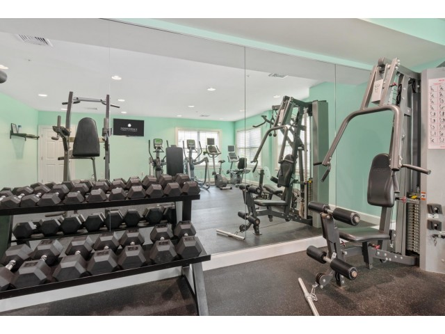Cutting Edge Fitness Center | Apartments Homes for rent in Cranston, RI | Independence Place