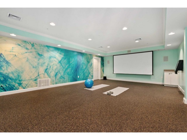 Resident Fitness Center | Apartments Cranston, RI | Independence Place