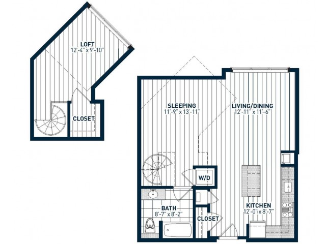 S1AL Floor Plan