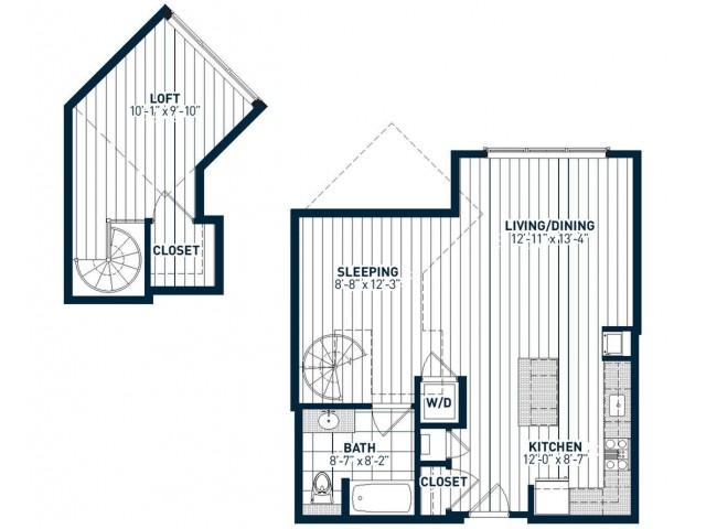 S1BL Floor Plan