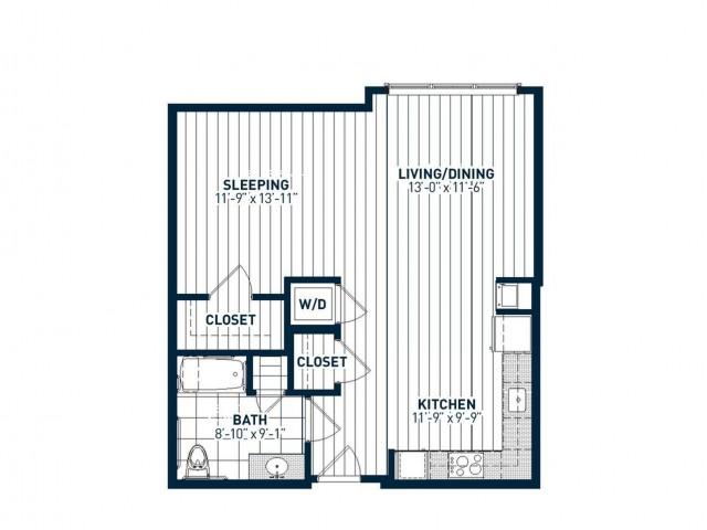 S1AH Floor Plan
