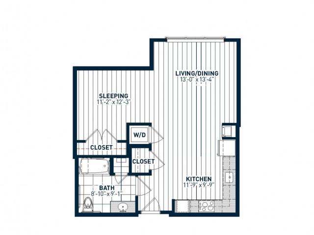 S1BH Floor Plan