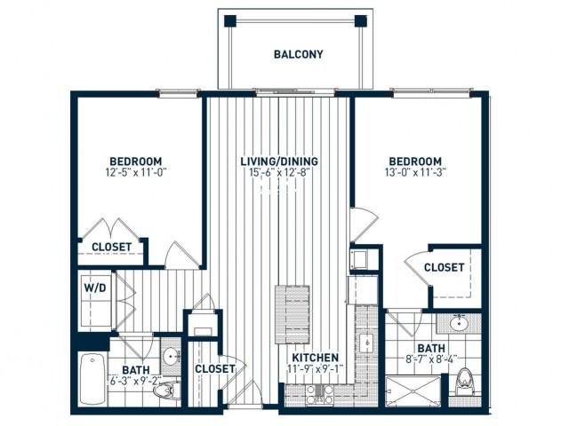 B2C Floor Plan