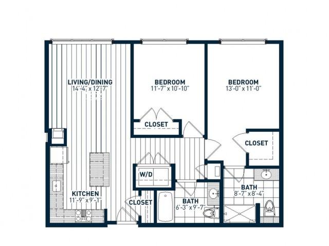B2E Floor Plan