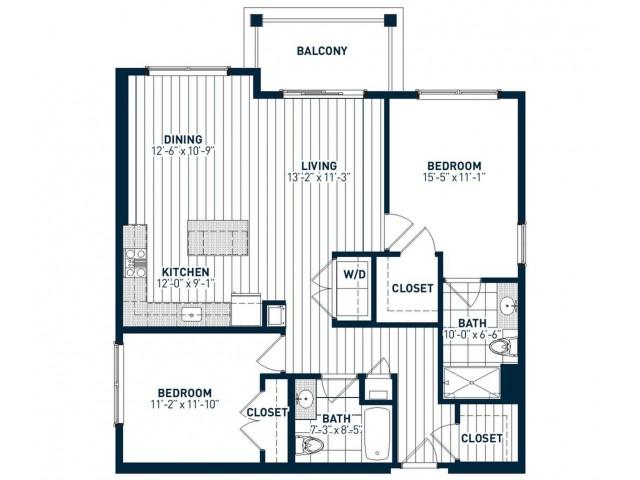 B2I Floor Plan