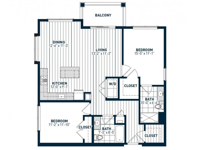 B2J Floor Plan