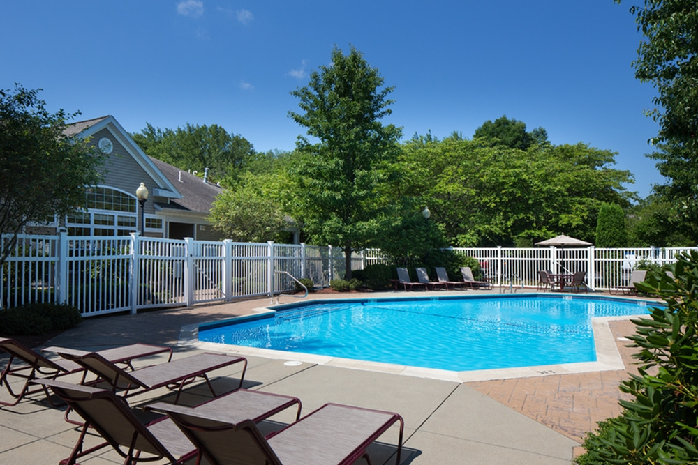 Greenwich Place Blog, West Warwick, RI  We have an amazing swimming pool!  We've rounded up some entertaining pool games for summer fun!