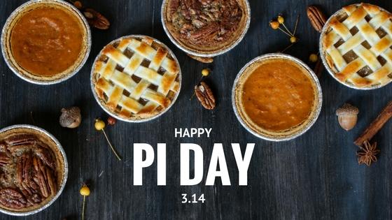 When 3.14 = Pie-image