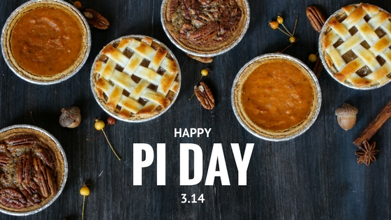 The Park at Winters Run Blog, Bel Air, MD  Celebrate Pi Day March 14th with a slice of pie. We have recipes. Also, learn some Pi Day trivia.