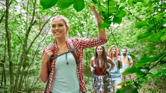 The Village at Odenton Station Blog, Odenton, MD  Head out of your apartment and go hiking this summer! We've got some tips for a great hike.