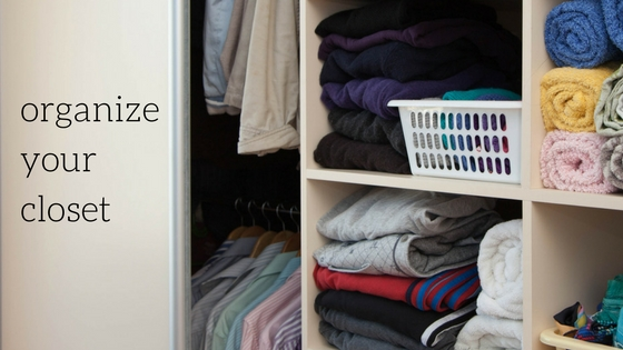 Organize Your Closet for a Fresh Start into Fall