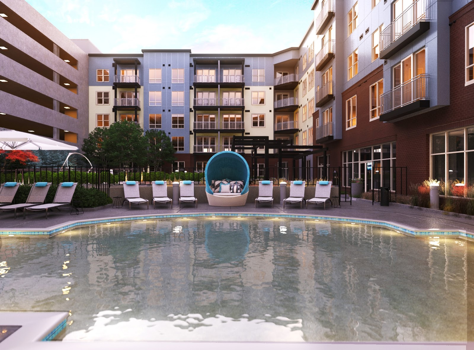 Pool Time at The Southerly-image