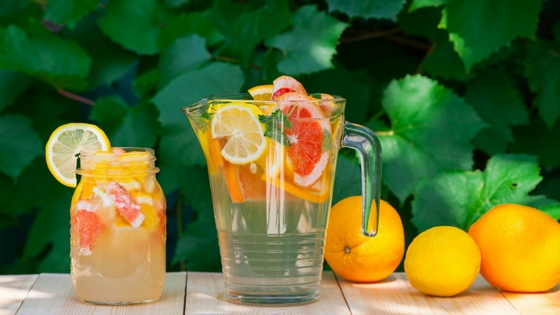 Refreshing Drinks for the Summer-image
