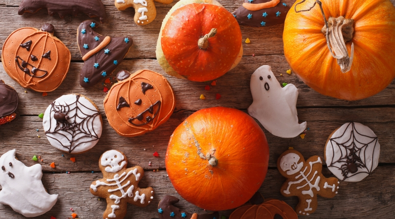 Ledges at Johnston Blog, Johnston, RI  Are you planning to throw a Halloween party? Read on for some delicious party food recipes for your get together.