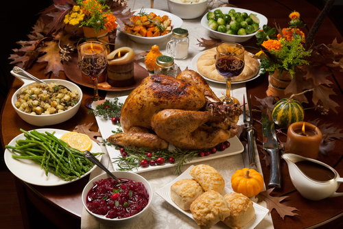 Thanksgiving Traditions-image