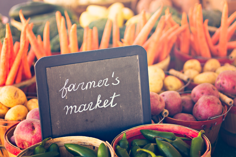 How to Shop a Farmer's Market-image