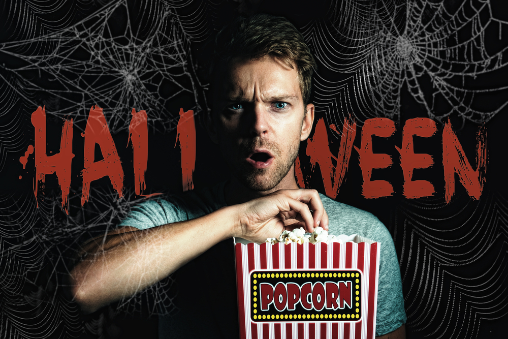 Host a Halloween Movie Marathon