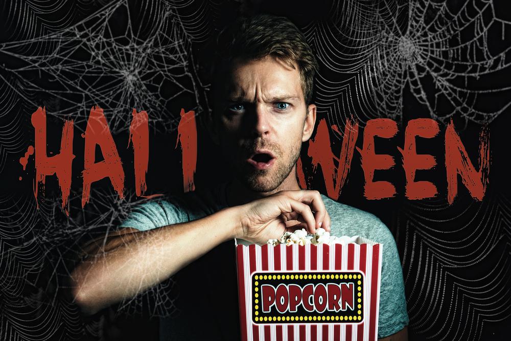 Host a Halloween Movie Marathon