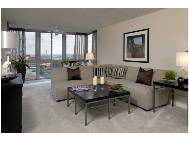 Image of Open Floorplans for Parc Rosslyn Apartments