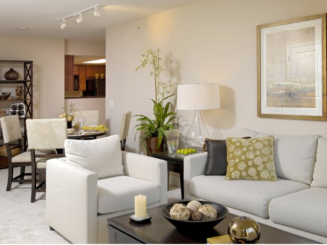 Image of Spacious Living Areas for Parc Rosslyn Apartments