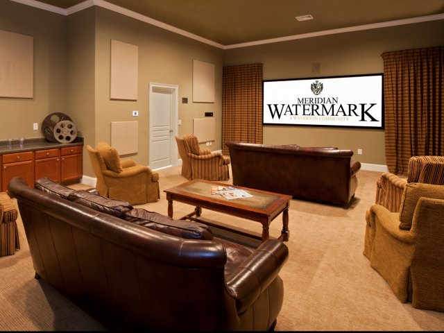 Image of Movie Theater for Meridian Watermark