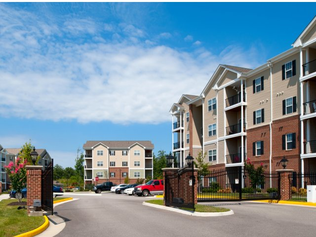 Image of Gated Community for Meridian Watermark