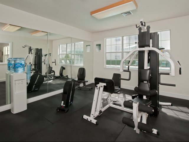 Image of Fitness center for Waverton Chesapeake