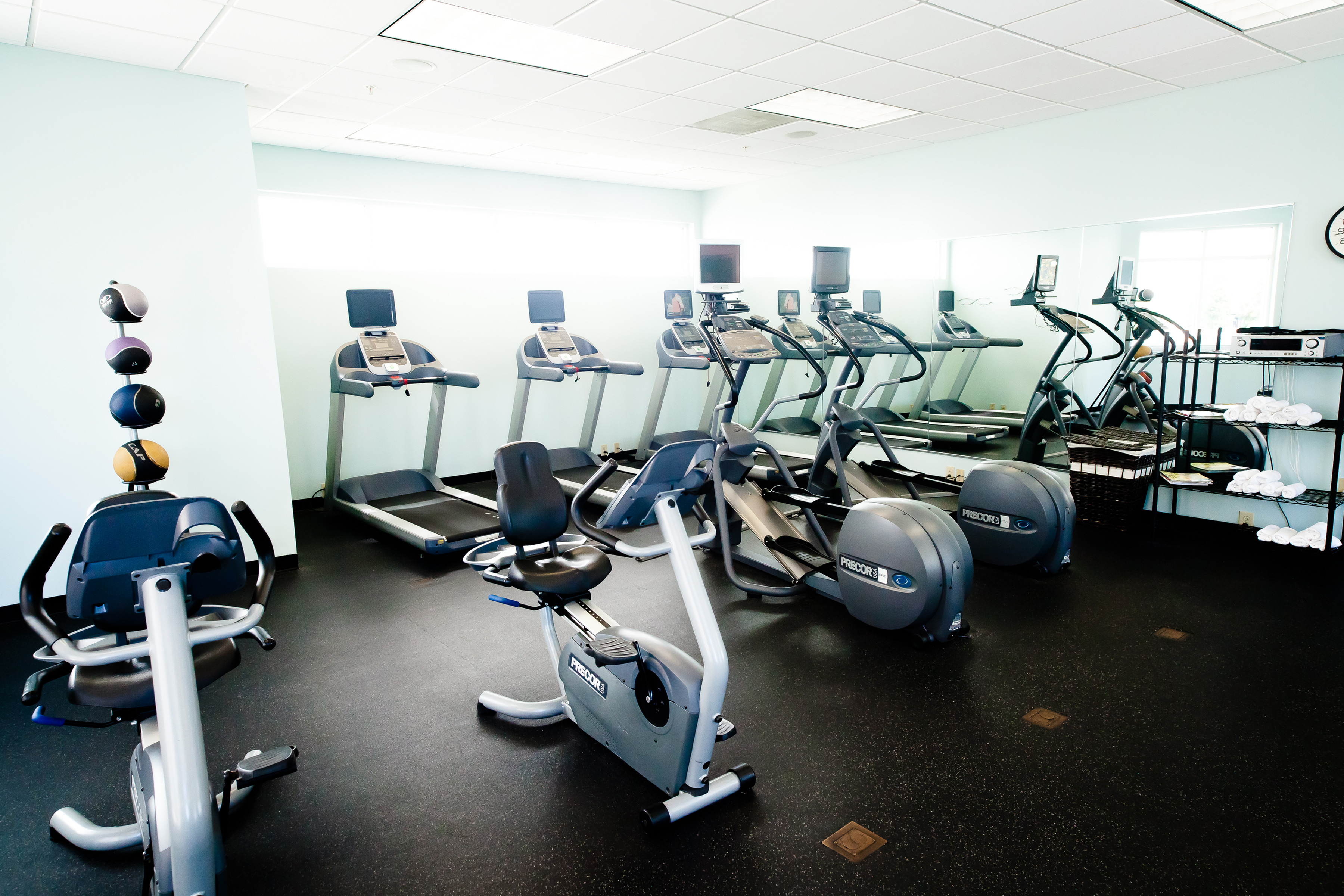 Image of 24-Hour Fitness Center for The Cosmopolitan Apartments