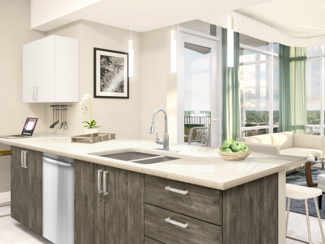 Image of Entertain in Style with Quartz Countertops for Premier Apartments