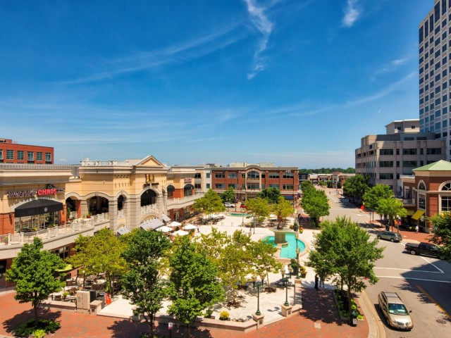 views, Town Center Virginia Beach