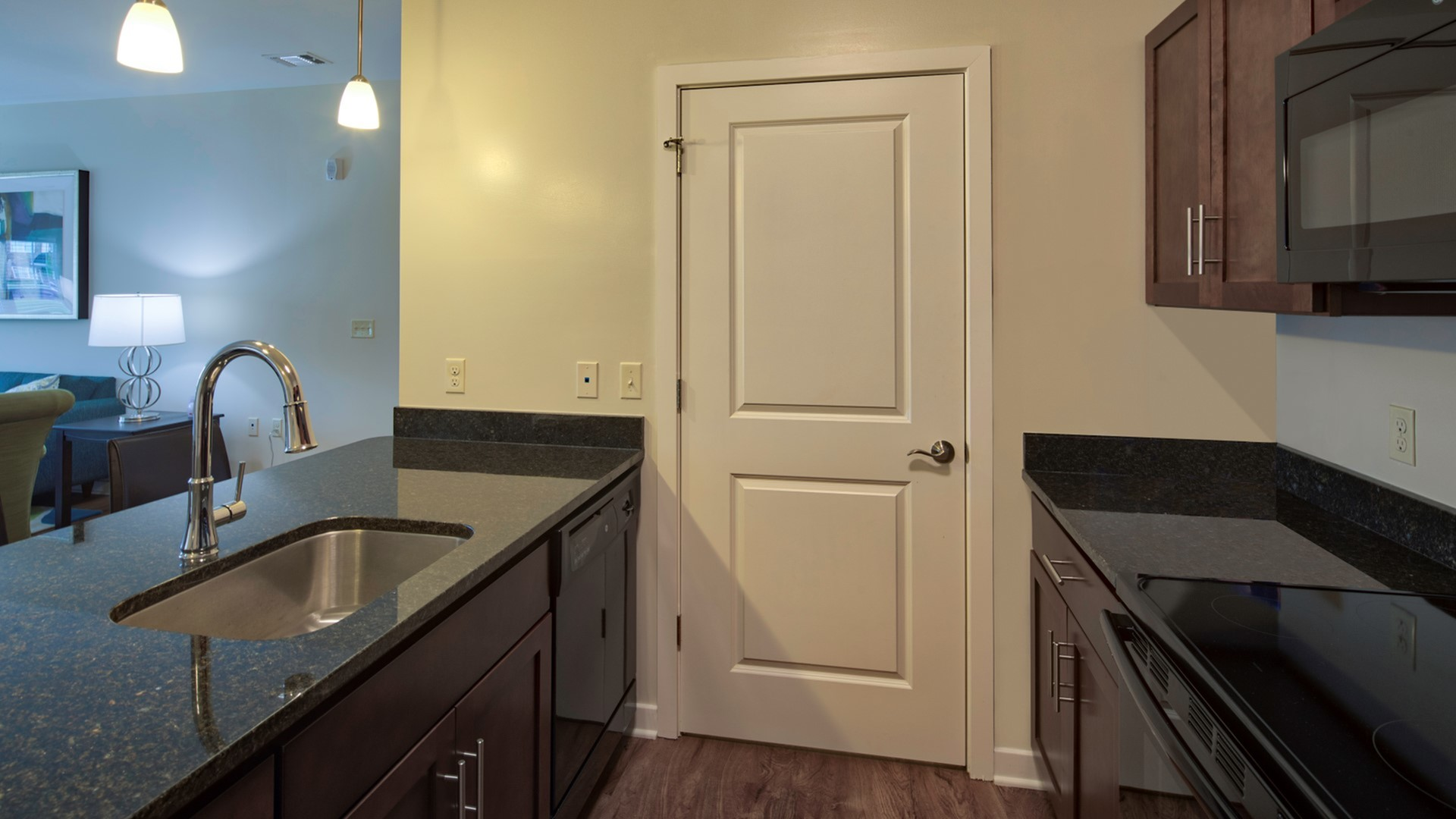 Image of Granite Countertops for The Fred Apartment Homes