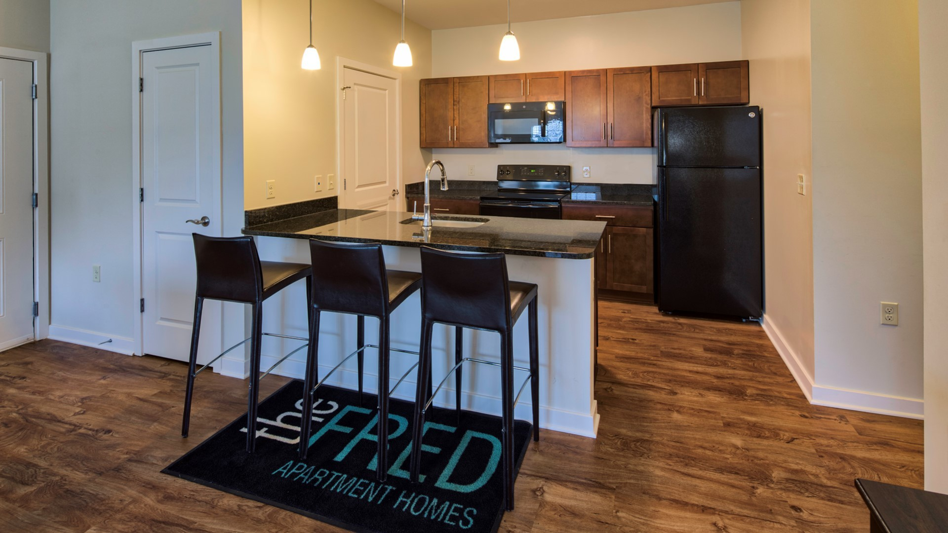 Image of Breakfast Bar for The Fred Apartment Homes