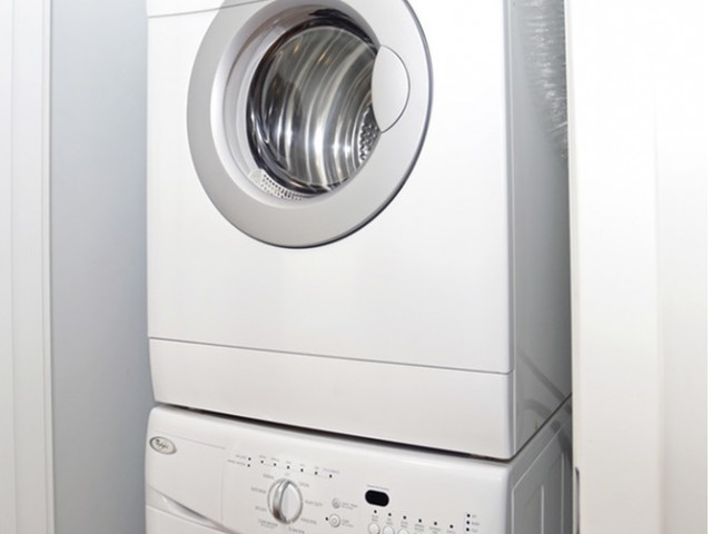 Image of Washer/Dryer In Every Home for Montclarion-Bloomfield Ave Associates, L.L.C.
