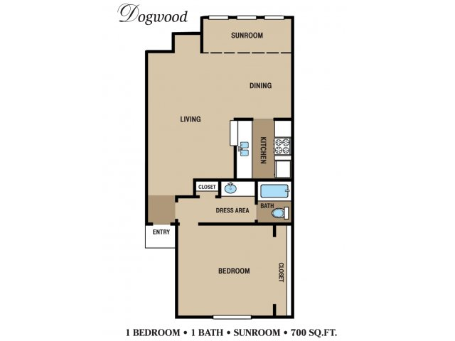 Floor Plan 3 | Walden Pond and the Gables