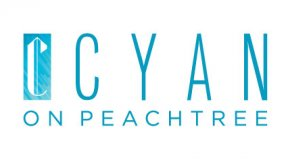 Cyan On Peachtree