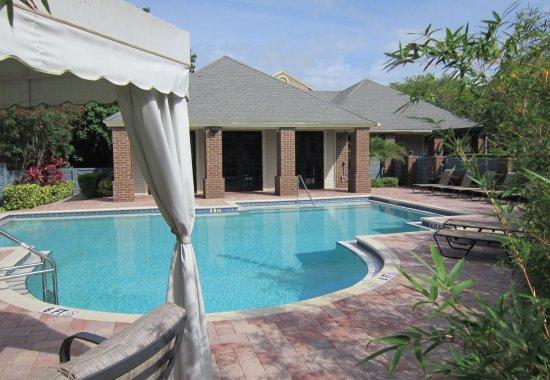 Sparkling pool at our Bradenton FL Apartments