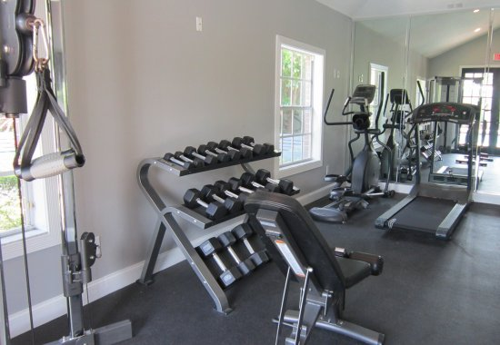 Fitness Center at our apartments in Bradenton Florida