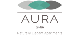 Logo | Aura at 4th