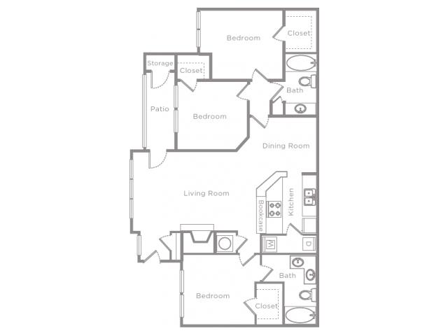 Barrington Apartment Homes