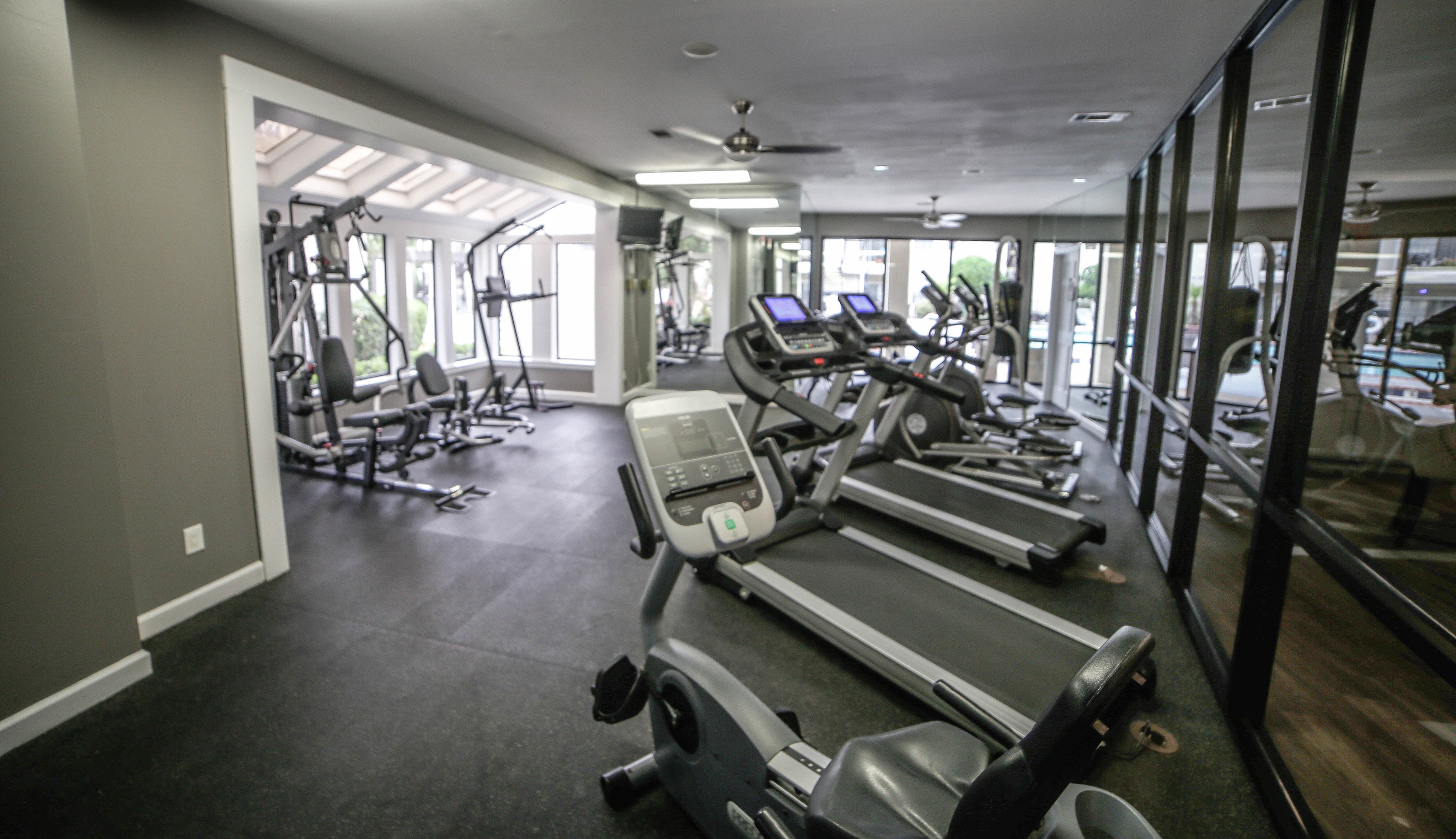 Image of State-of-the-art 24/7 Fitness Center for Riverwalk Apartments