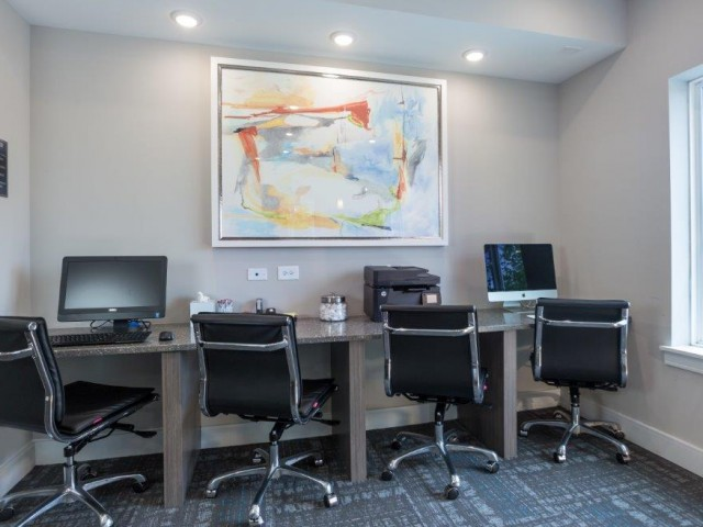 Image of Business Lounge for Vanguard Heights