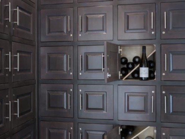Image of Wine Room for Vanguard Heights
