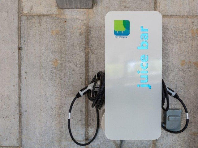Image of Car Charge Station for Vanguard Heights