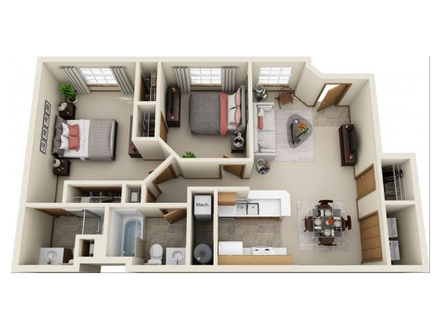 Bridgestone Apartments